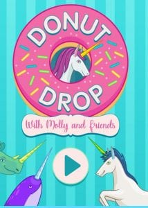 Donut Drop Molly and Friends ABCYa