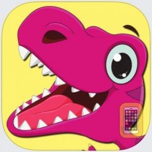 Dinos puzzle - Board