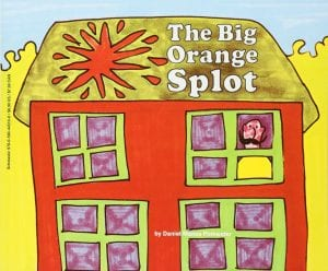 Big Orange Splot book