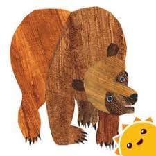 Brown Bear Brown Bear app