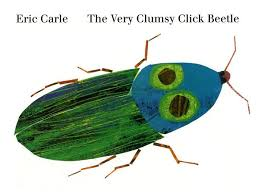 Very Clumsy Click Beetle Book