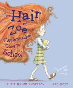 Hair of Zoe Fleefenbacher