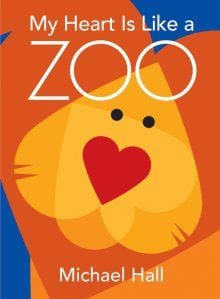 My Heart is Like a Zoo by Hall