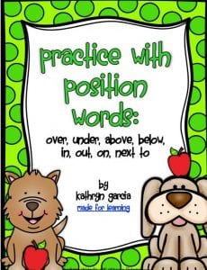position words game