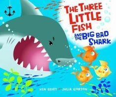 three little fish