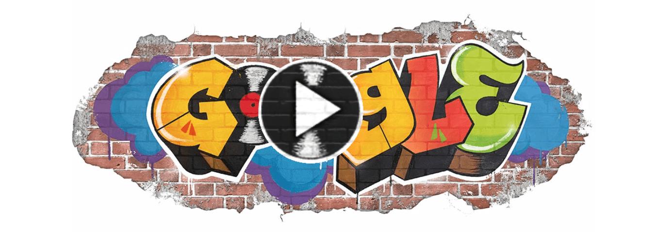 Google Doogle History of Hip Hop music mixing game
