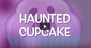 Haunted Cupcake