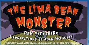 Lima Bean Monster Tumblebook