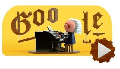 Google doodle music composing