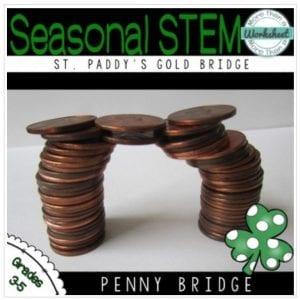 St Patrick's Day STEM Challenge