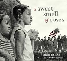 sweet smell of roses book