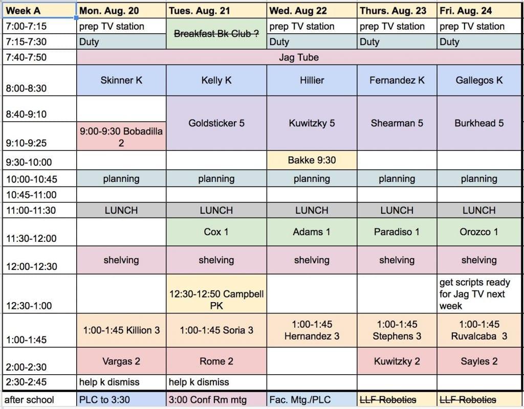 Week Aug. 20