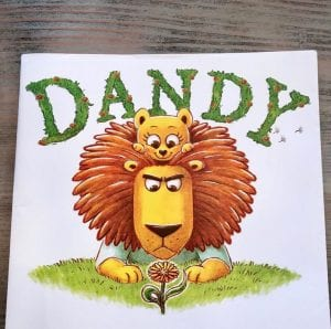 Dandy the LIon