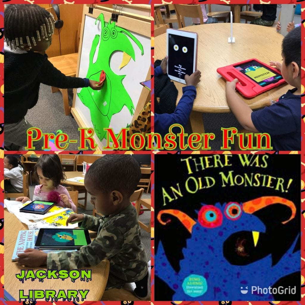 pk monster fun