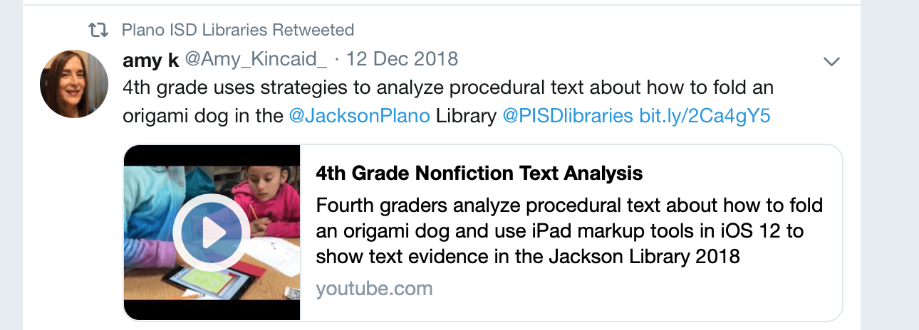 PISD LIB RETWEET