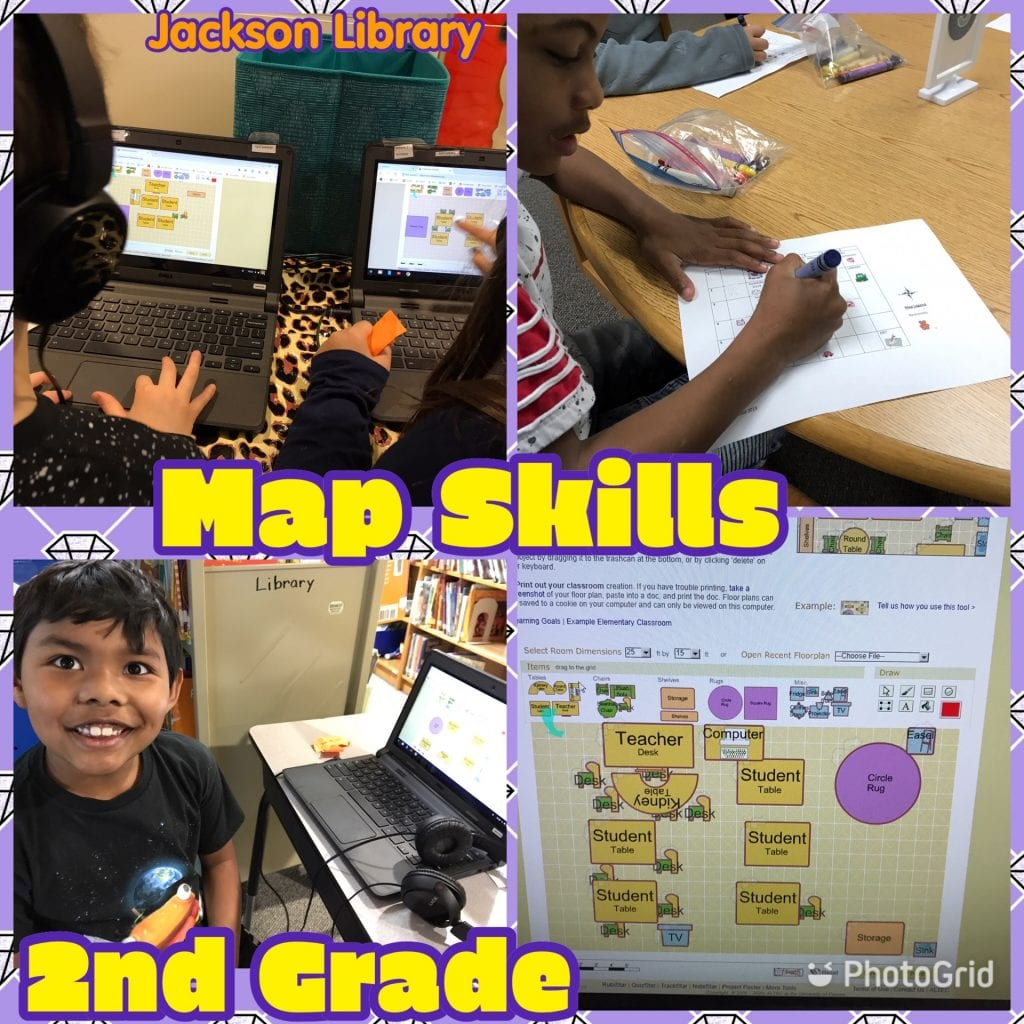 map skills lesson photos