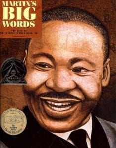 martin's big words book
