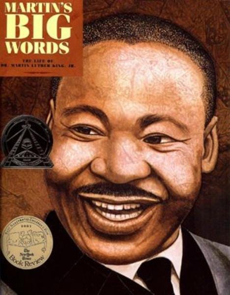 martin's big words book