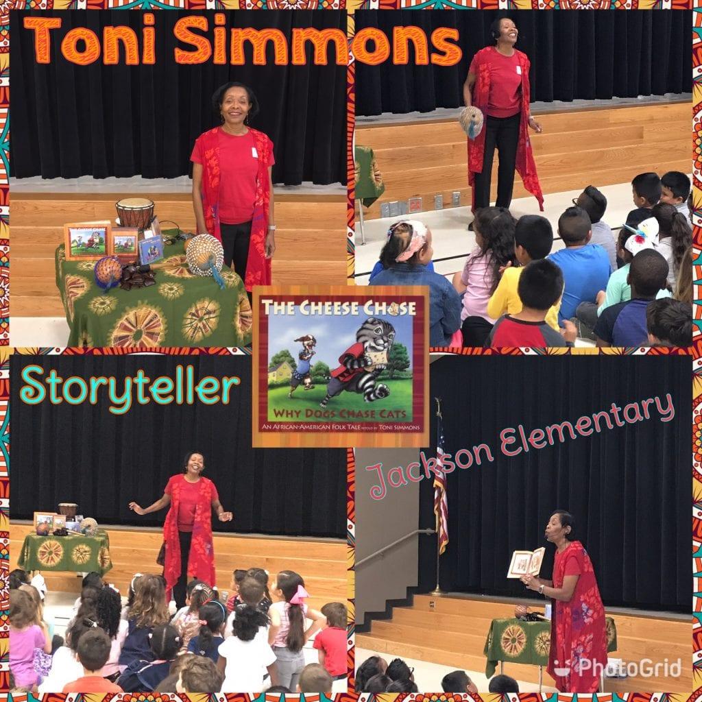 Toni Simmons