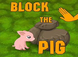 iPad app Block the Pig