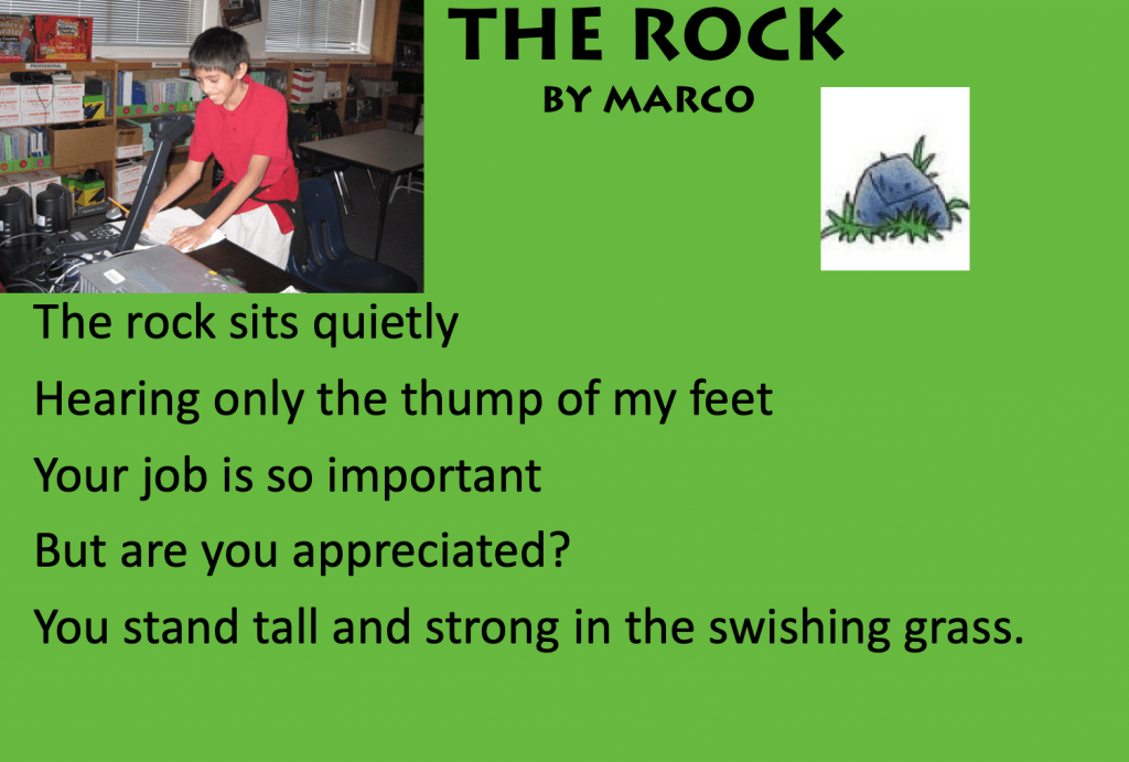 my boots poem