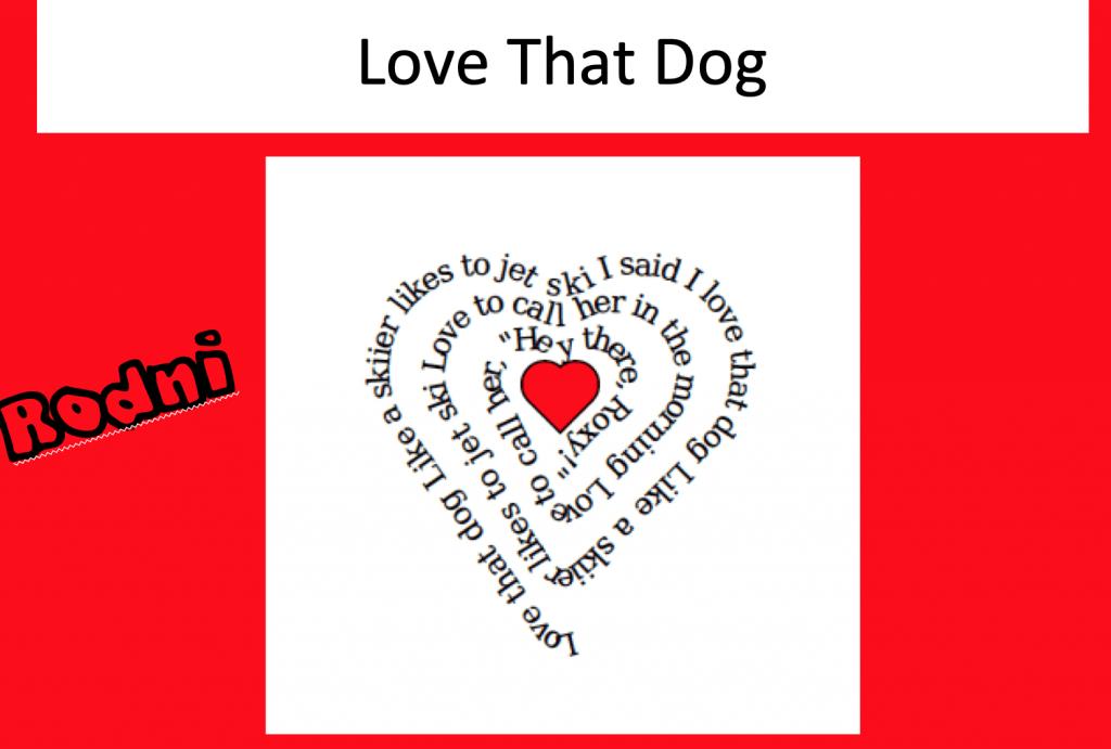 Love That... poem