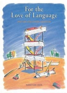 For the Love of Language book