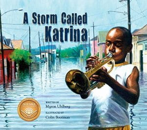 storm called katrina book
