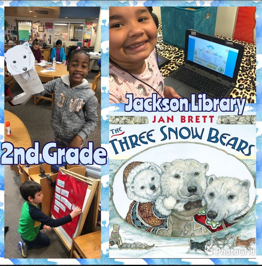 Three Snow Bears lesson