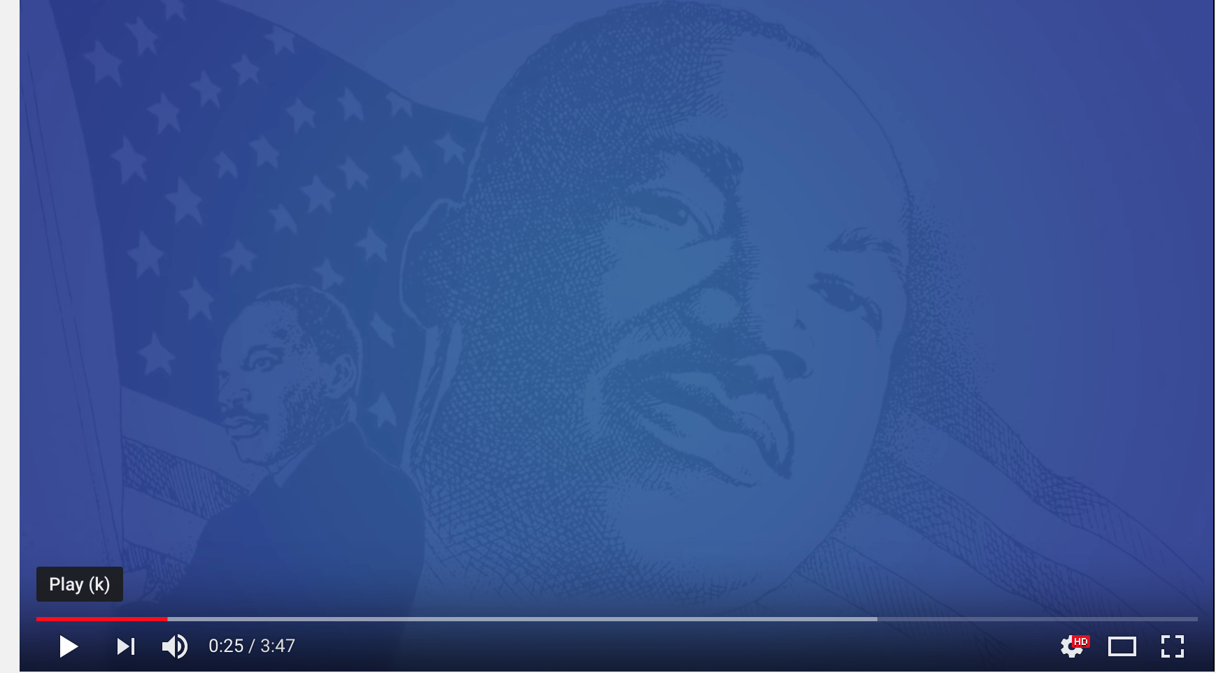 MLK song upper grades