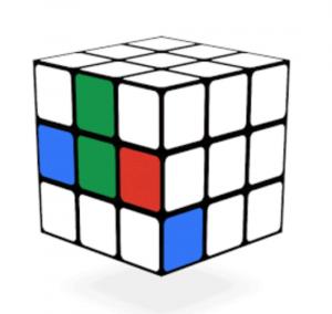 Interactive Rubik's Cube