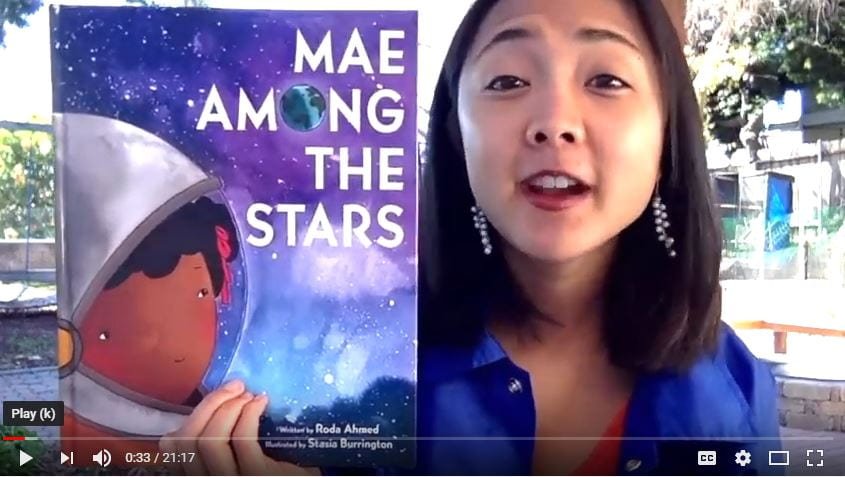 Mae AMong the Stars YouTube