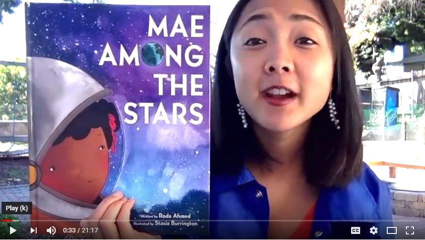 Mae AMong the Stars YouTube
