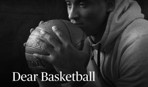 Kobe Bryant's Dear Basketball