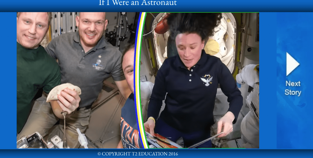 Story Time from Space: If I Were an Astronaut read aloud
