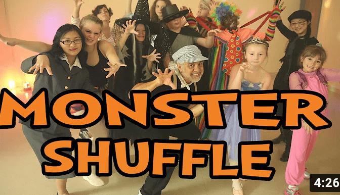 monster shuffle