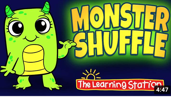 monster shuffle pk