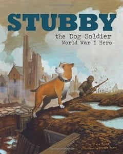 Stubby the Dog Soldier book