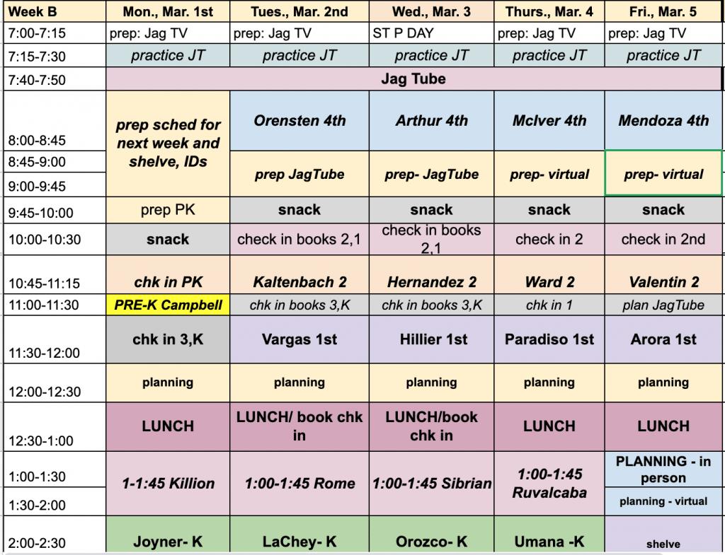Mar 1-5 n