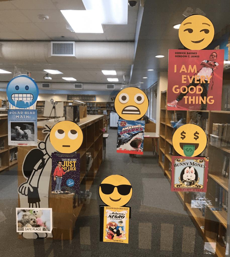 emoji books