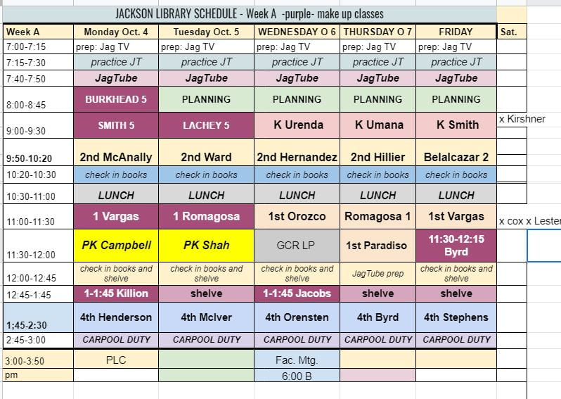 sched m up o 4-8